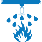 Oliver Fire Protection & Security Fire Sprinklers Icon