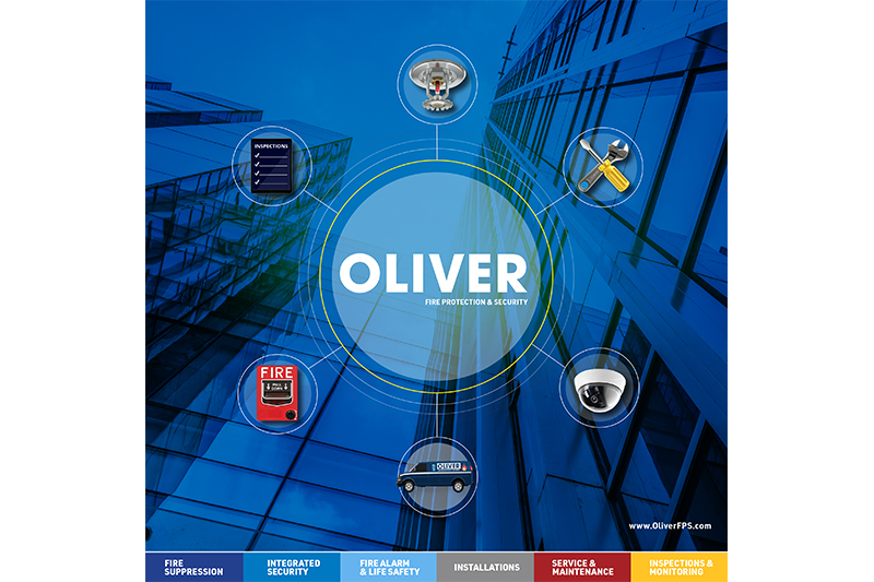 Brochure Oliver Fire Protection & Security Offerings 2020